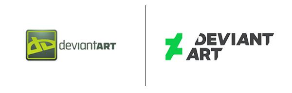 DeviantArt Logo