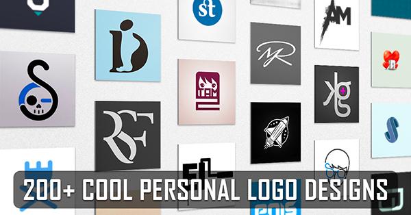 200 best personal logo