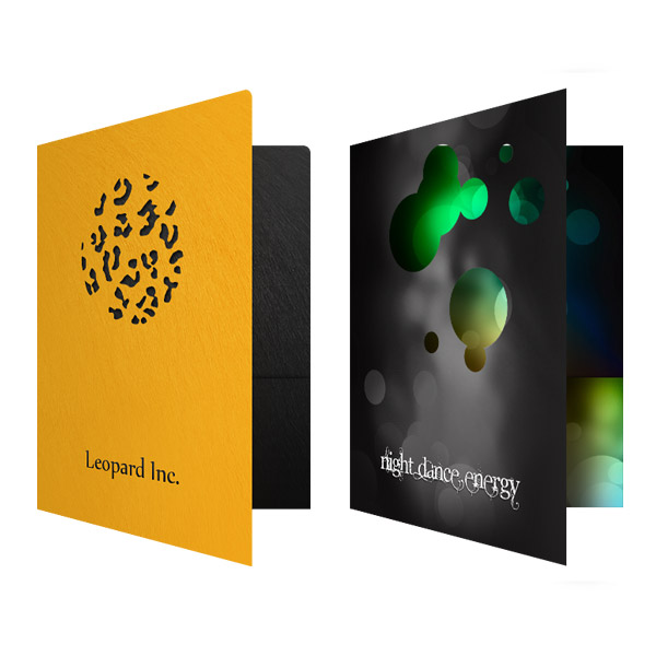 Folder Design Vigilare High Capacity Presentation Folders