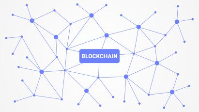 ブロックチェーンの図