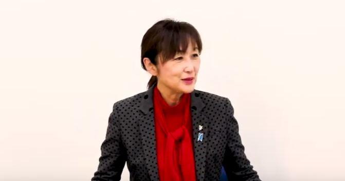 中川郁子さんの現在の姿