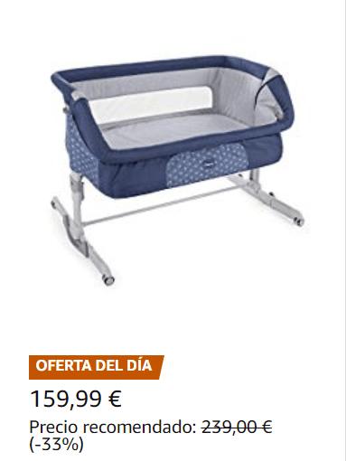 Cuna Chicco next2me