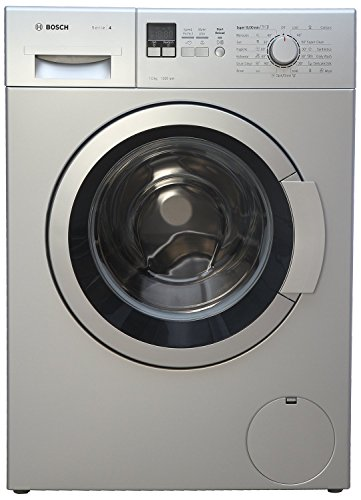 Bosch 7 kg Fully Automatic Front Load Washing Machine Silver  (WAK24168IN)