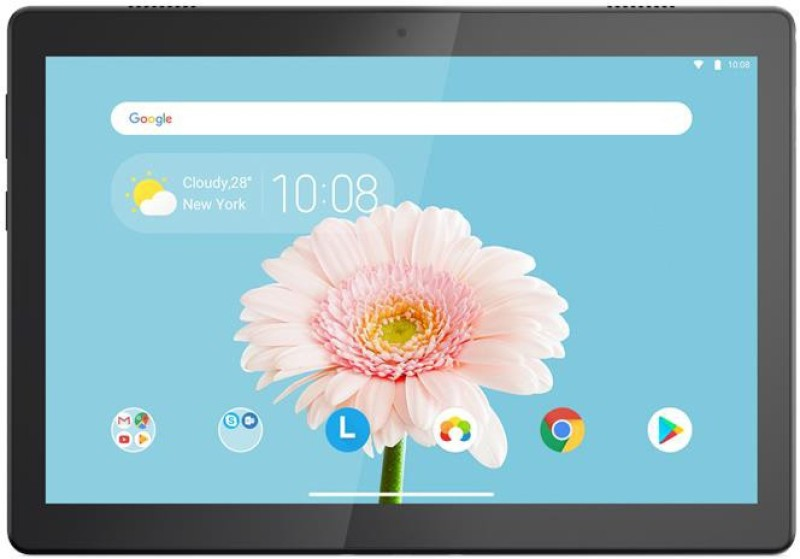 Lenovo M10 FHD REL 3 GB RAM 32 GB ROM 10.1 inch with Wi-Fi+4G Tablet