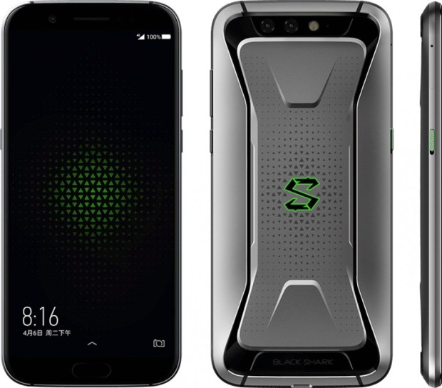 Xiaomi Launches Black Shark Gaming smartphone in China Along with Black Shark Gamepad