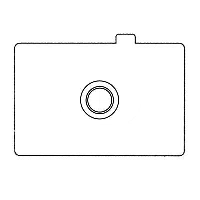 camera focusing screen ec d