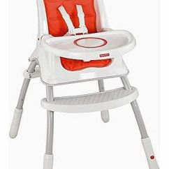 Rainforest Spacesaver High Chair Ashley Furniture And A Half Fisherprice Highchairs Reviews