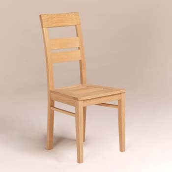 SOLID OAK DINING CHAIR Chair Pads Amp Cushions