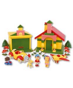 Noddy Toyland Playset Activity Toy - Compare Online