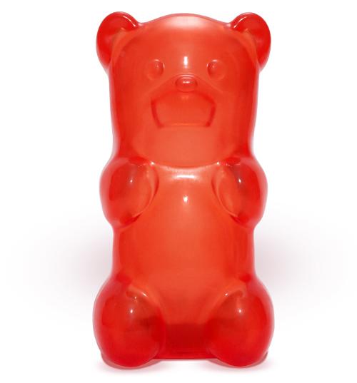 Red Gummy Bear Nightlight Lamp