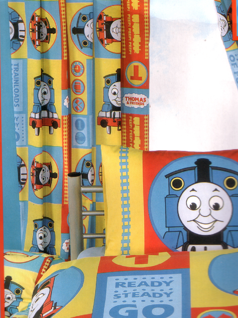 Curtains And Blinds Thomas The Tank Engine Thomas & Friends