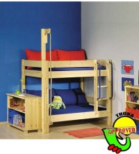 Small, Crib Size, Toddler Bunk Bed Plans | Bunk Beds ...