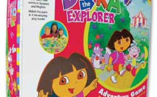 Dora The Explorer Game Board Game Review Compare Prices