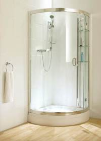 shower enclosures verona corner storage shower with ...