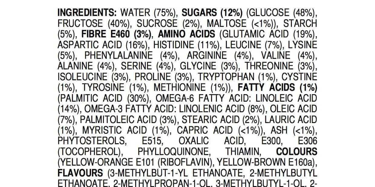 Simple guide to Australian food labels | Compare the Market
