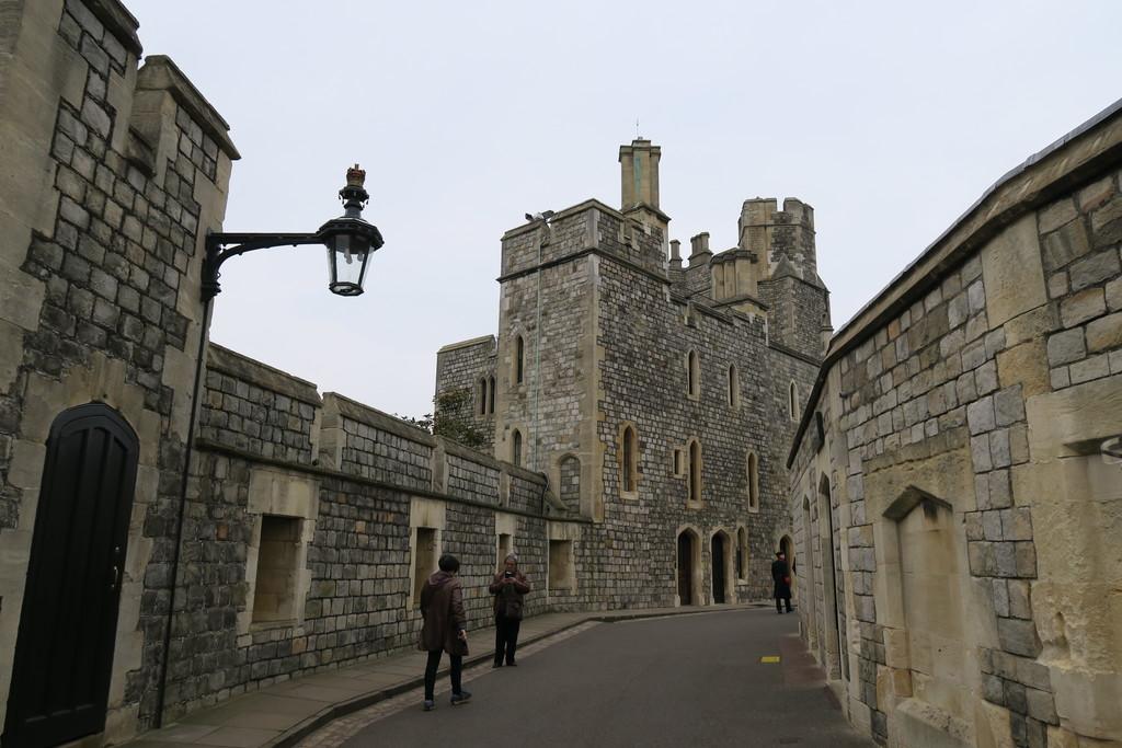 Una visita al castillo de Windsor