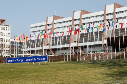Strasbourg - Council of Europe