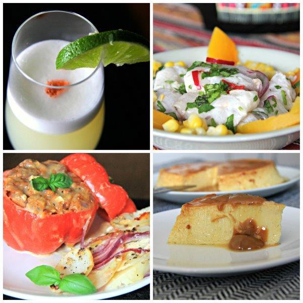 peruvian dinner party best