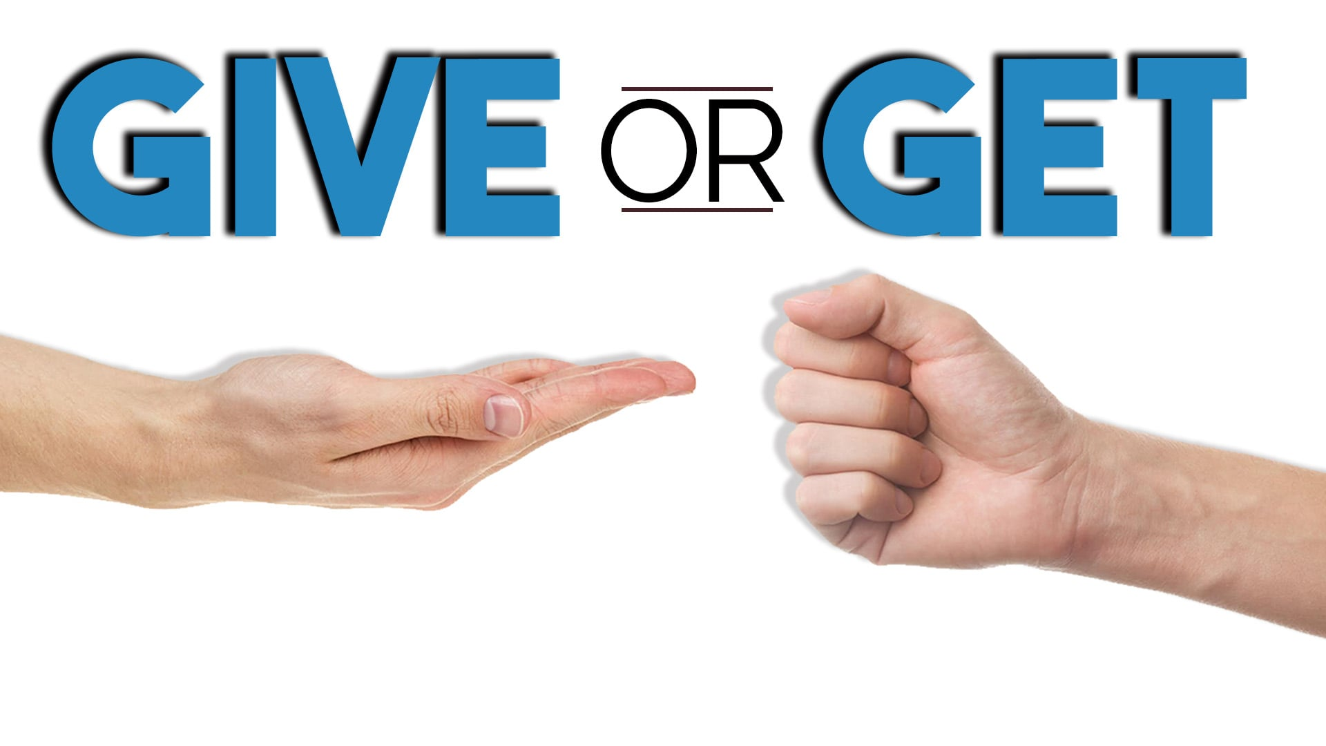 Give Or Get