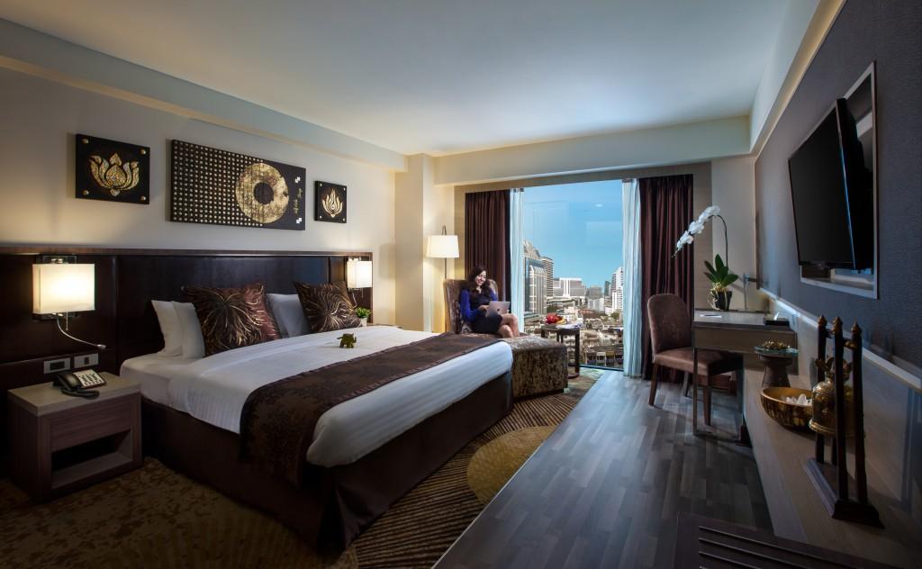Grand swiss hotel bangkok