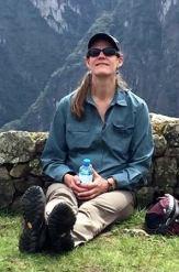 Amy Colvin Compassion Meditation Peru Retreat