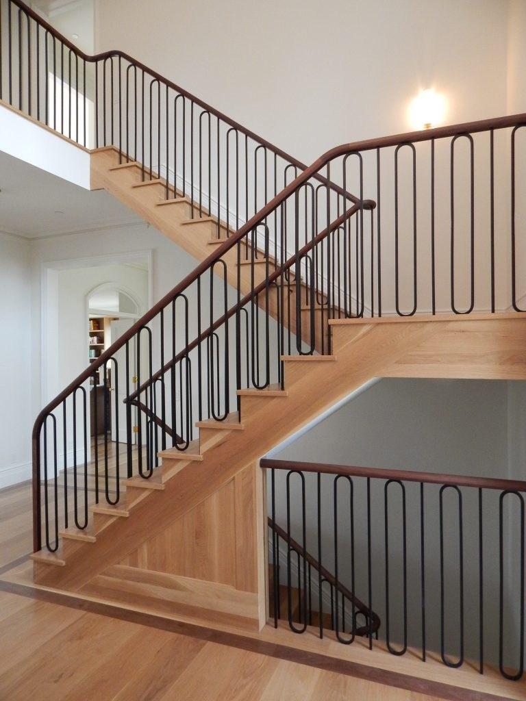 Interior Railings Compass Iron Works | Stair Railing Designs Interior | Exterior | Creative | Antique | Scandinavian | Rod Iron
