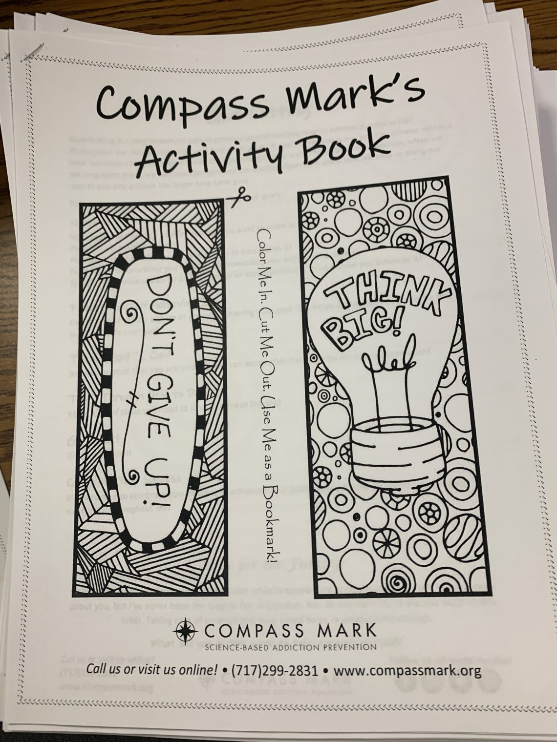 Compass Mark S Advocacy Team Delivers