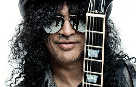 SLASH REGRESSA A PORTUGAL EM 2019