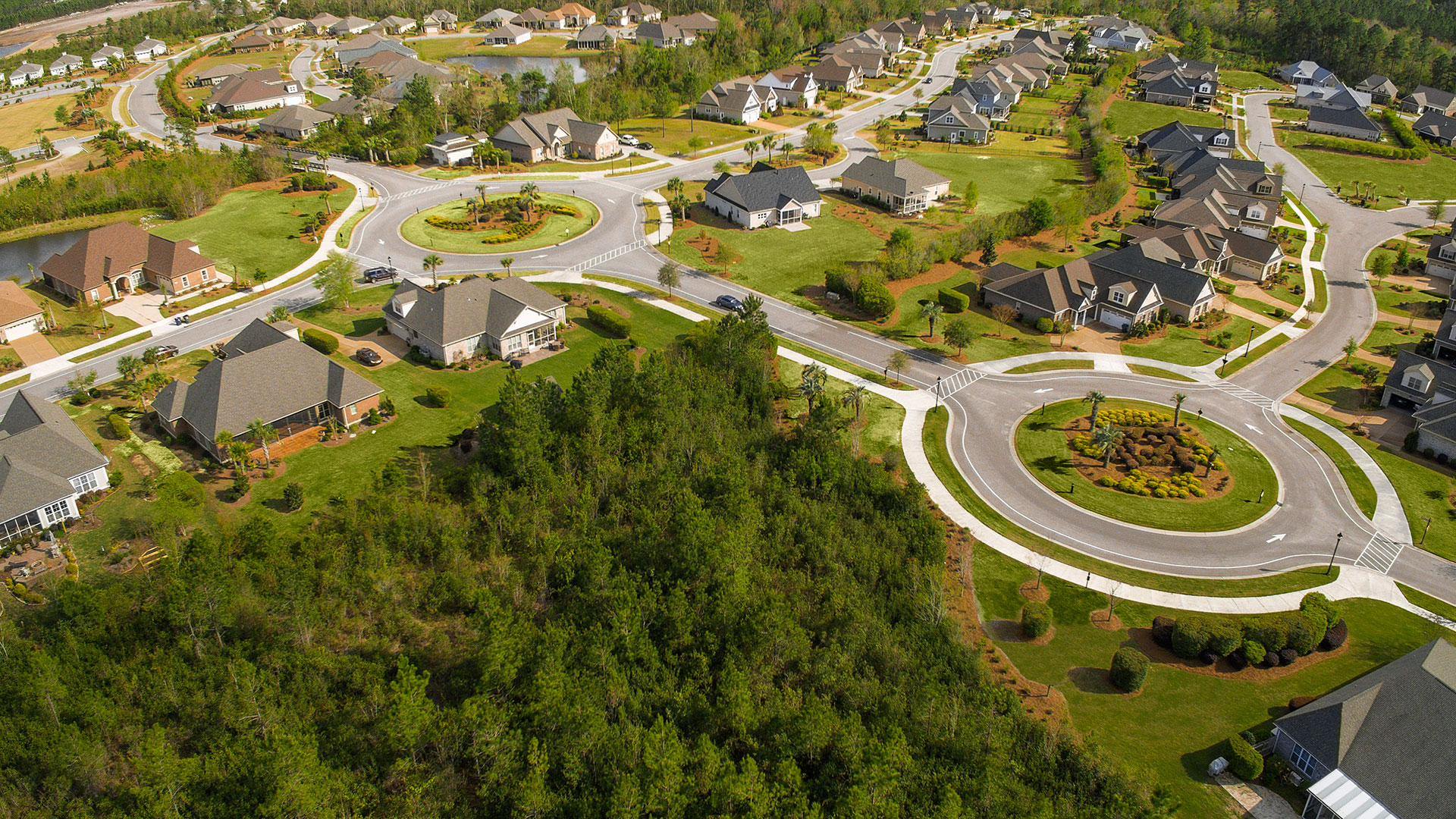 Interactive Map Compass Pointe