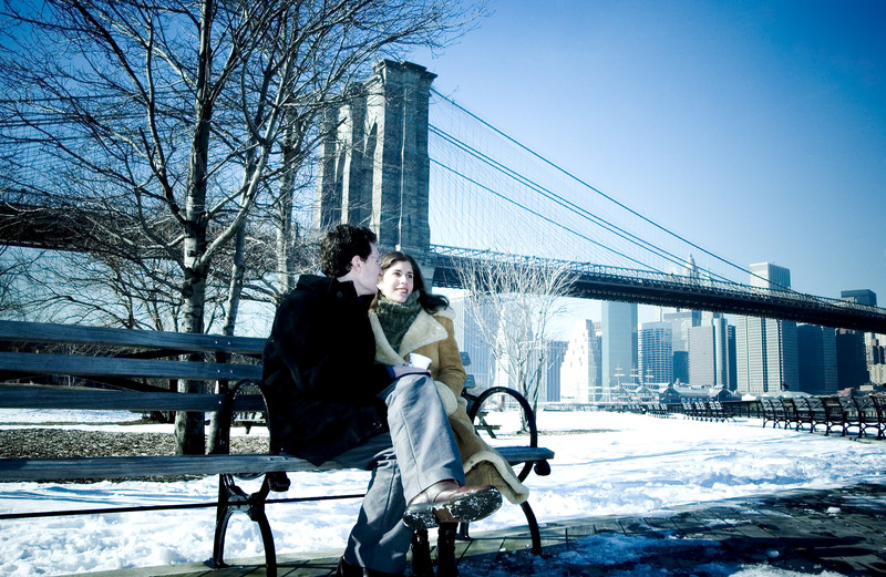 couple dating in new york