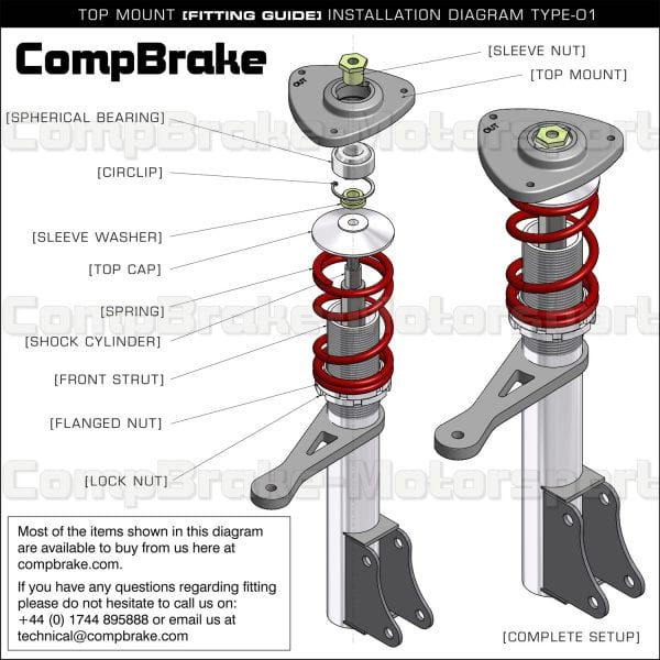 ford fiesta mk6 audio wiring diagram 2008 focus stereo mk4 5 front fixed suspension top mount pair