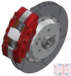 mercedes cl500 front 18 brake kit 6 pot calipers pro race 6 350mm x 32mm rotors brake discs 5 stud mercedes cl500 brake kits front brake kits  [ 1500 x 1500 Pixel ]