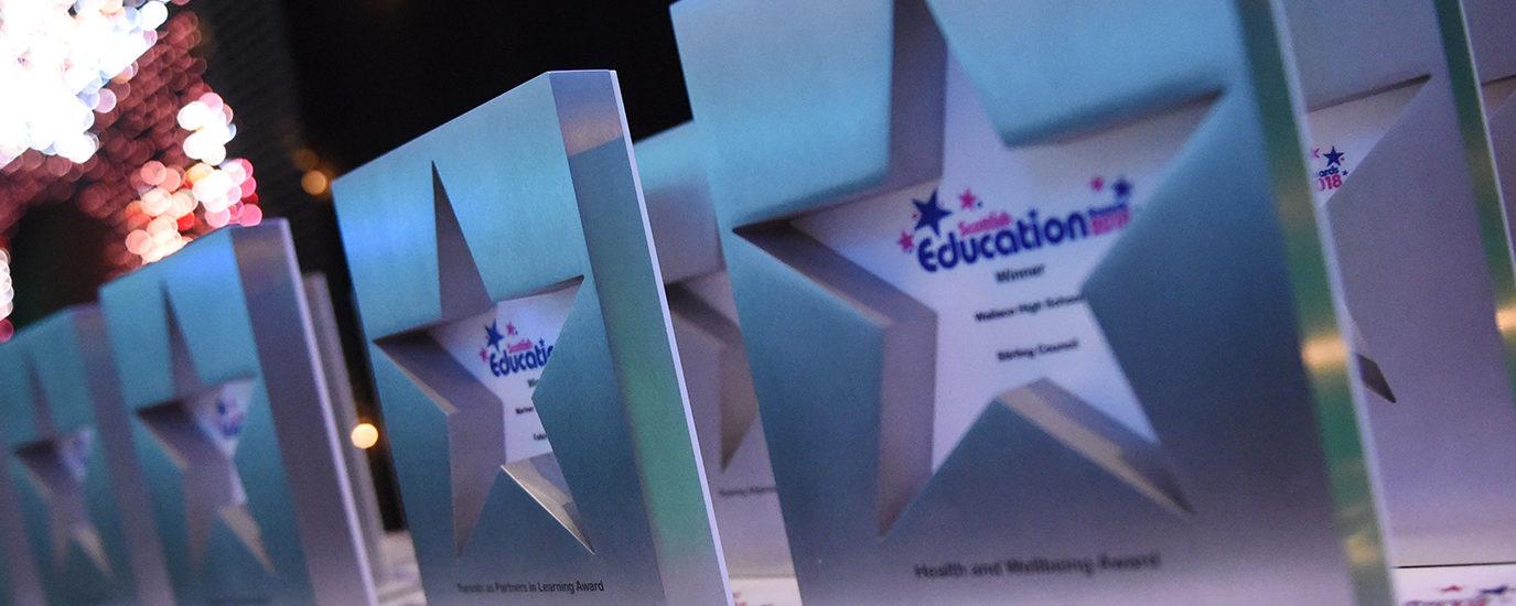 Scottish Education Awards – Digital Learning and Teaching Award