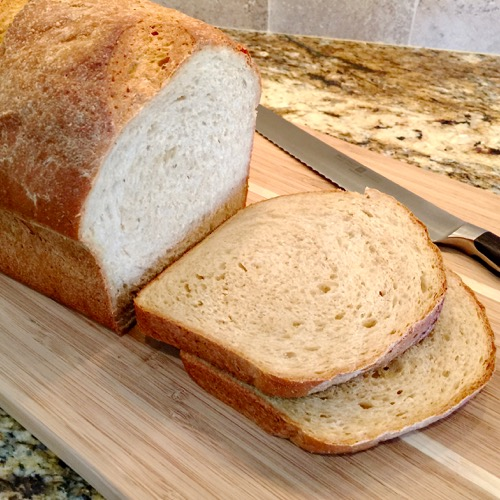 Shredded Wheat Bread
