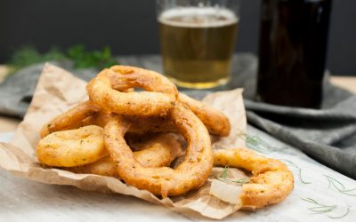 Buttermilk Ranch Onion Rings