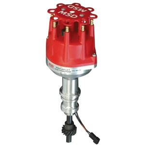 MSD Ignition, ProBillet Small Diameter Distributor, w