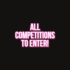 ALL COMPETITIONS TO ENTER