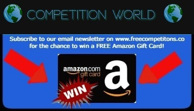 WIN A FREE AMAZON GIFT CARD FOR FREE!