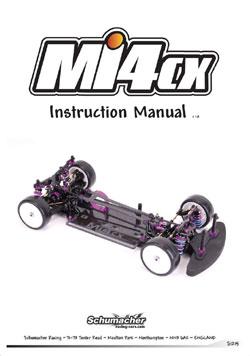 Schumacher Manuals