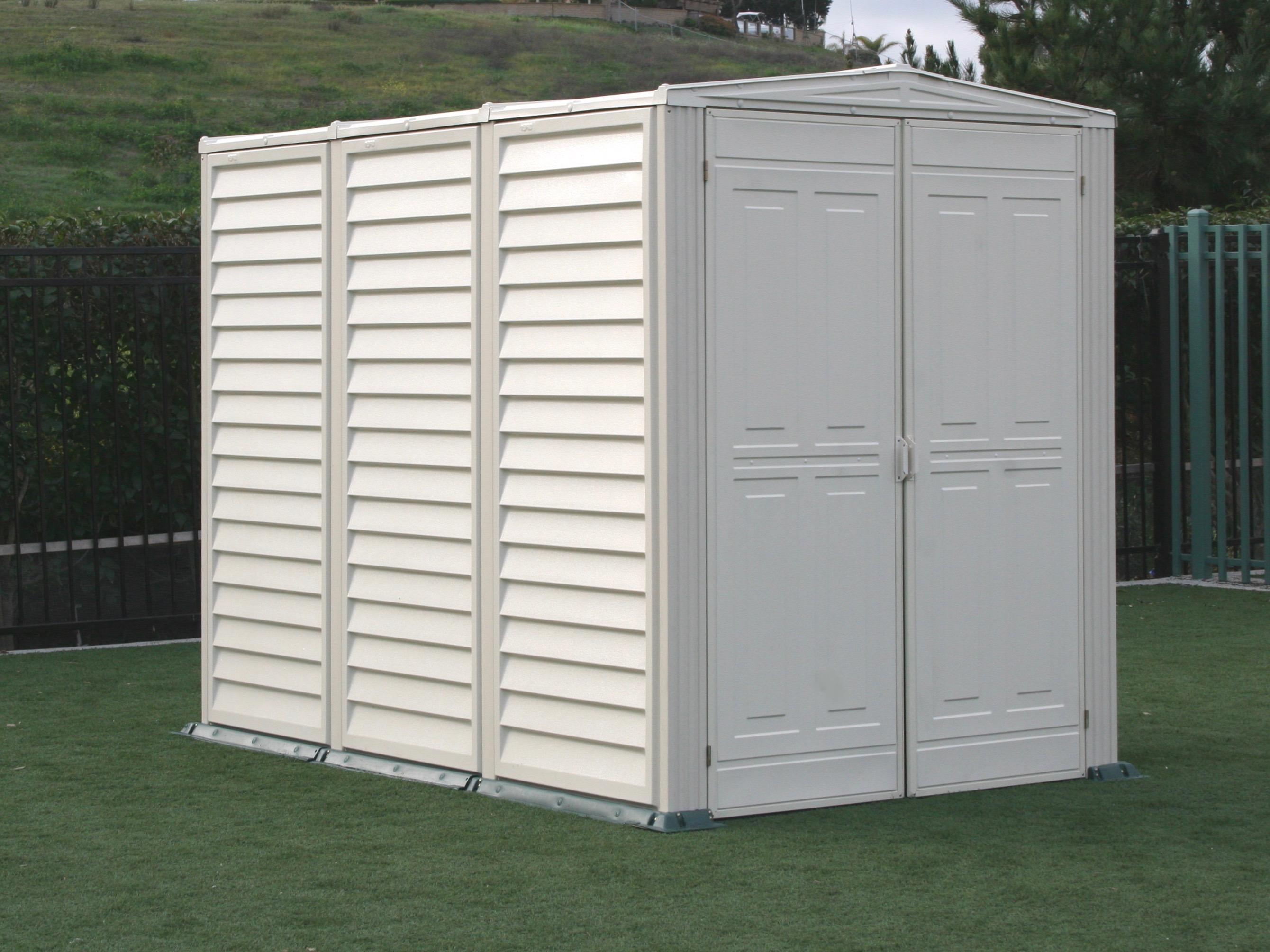 Duramax 00882 Yard Mate 5x8 Storage Shed on Sale with Free