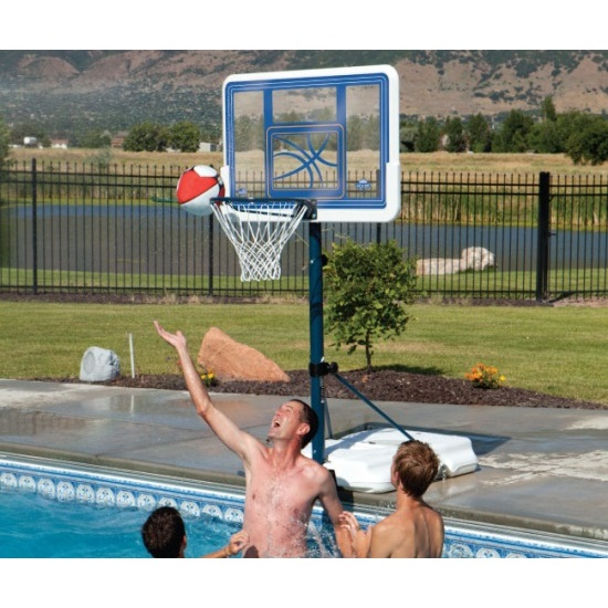 Lifetime Poolside Basketball Hoop 1306 Acrylic Backboard