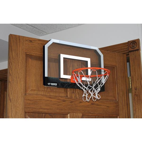 triumph sports 45-6080 over the door court mini basketball hoop