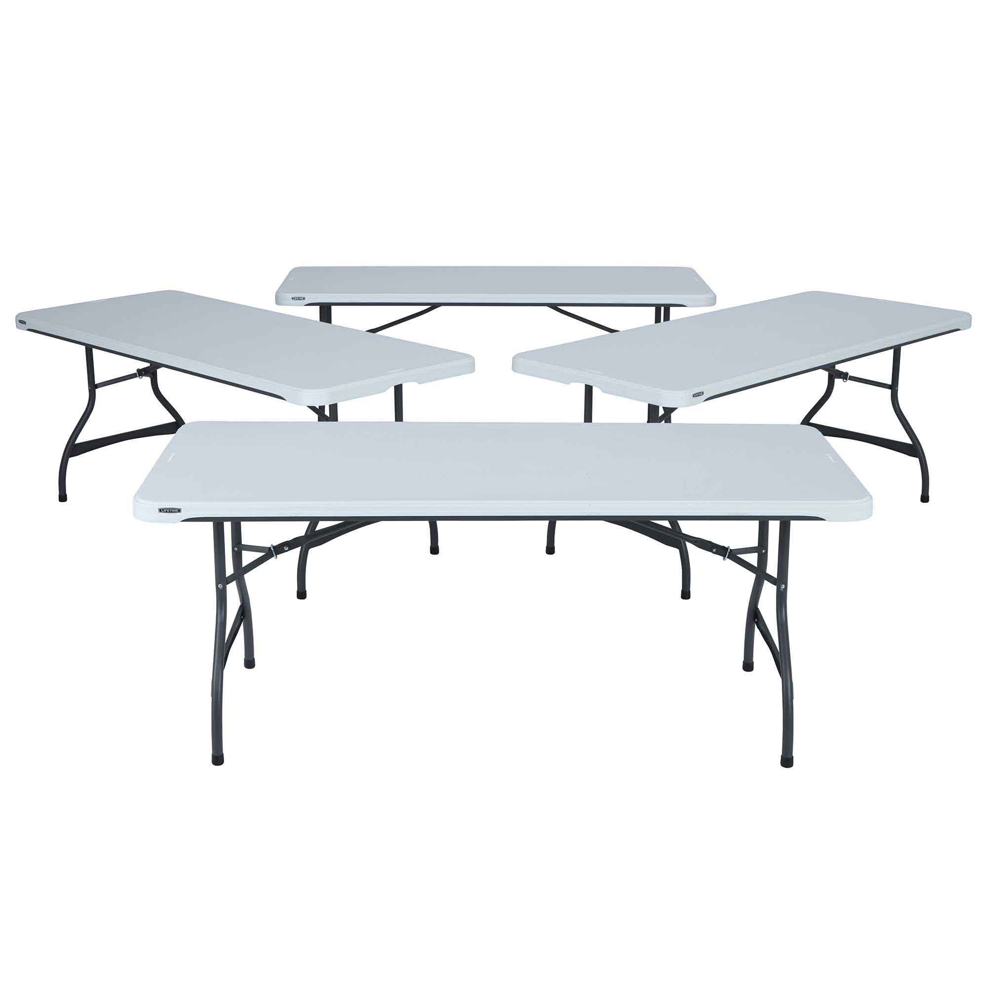lifetime chairs and tables sofas 480272 nesting folding table 6 39 on sale with