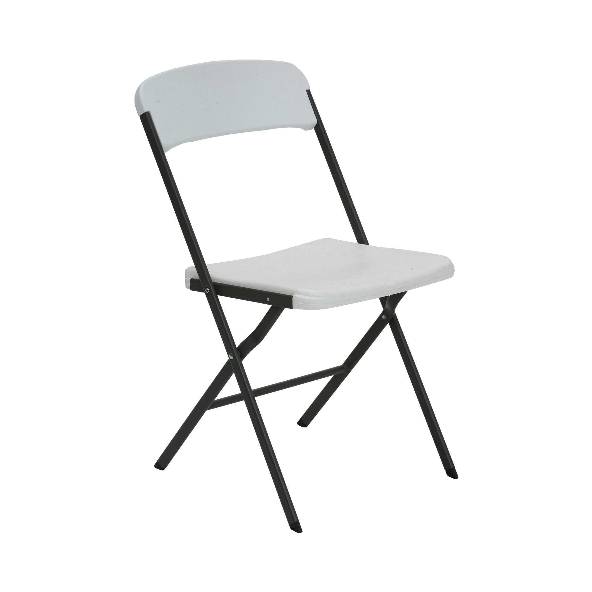 folding chair lifetime kartell ghost knock off 684016 white granite chairs 6 pack on sale today