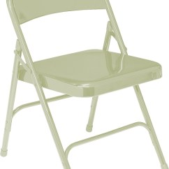 Public Seating Chairs And Ottoman Nps 50 Series Double Braced Steel Folding Chair On Sale In Bulk Qty National Brace 480 Lbs Capacity