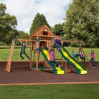 Backyard Discovery Crestwood 54383com Wooden Swing Set ...