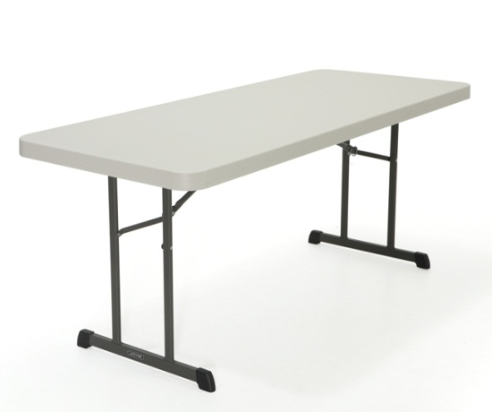 Lifetime Professional Grade Folding Table 80249 6Foot
