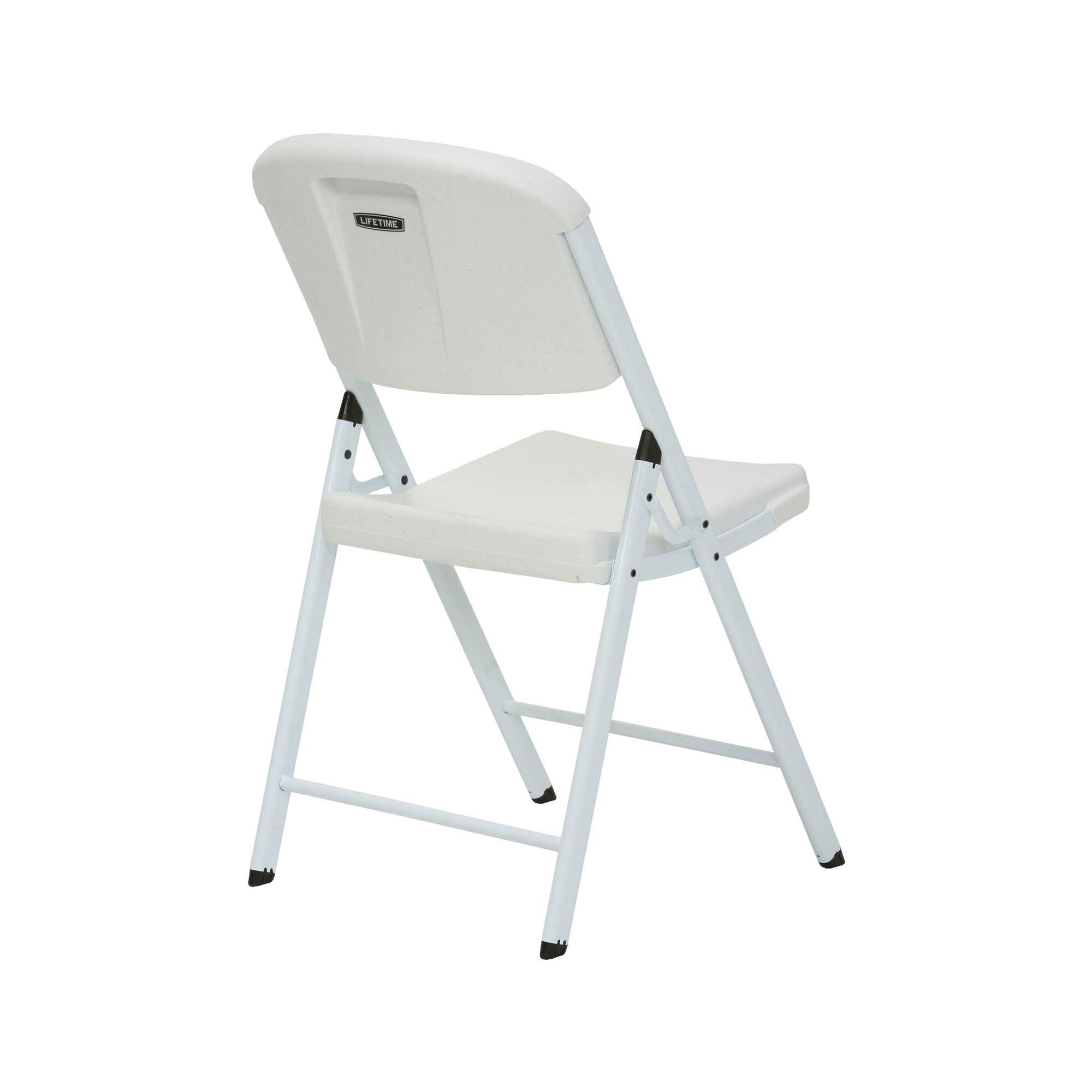 folding chair lifetime bobo babies 80359 white wedding 32 pack on sale with