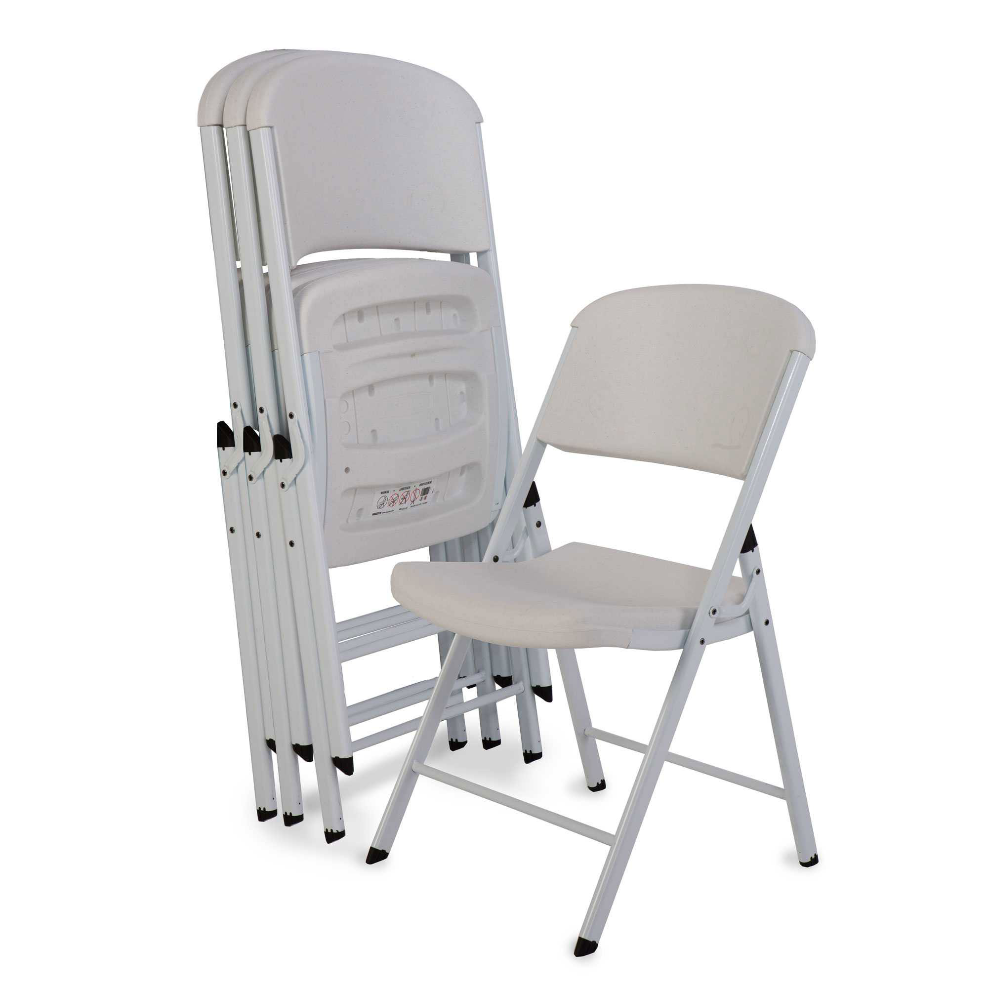 folding chair lifetime covers for chairs wedding 80359 white 32 pack on sale with