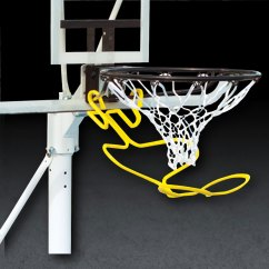 Low Back Camping Chairs Office Zimbabwe Spalding Basketball System Accessory 8352 Atcha Ball Return